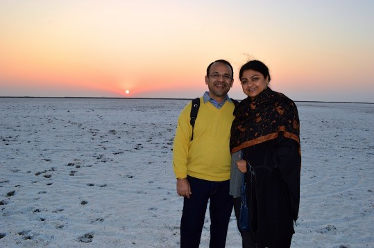 Sheetal_Chandres smiling, salt
