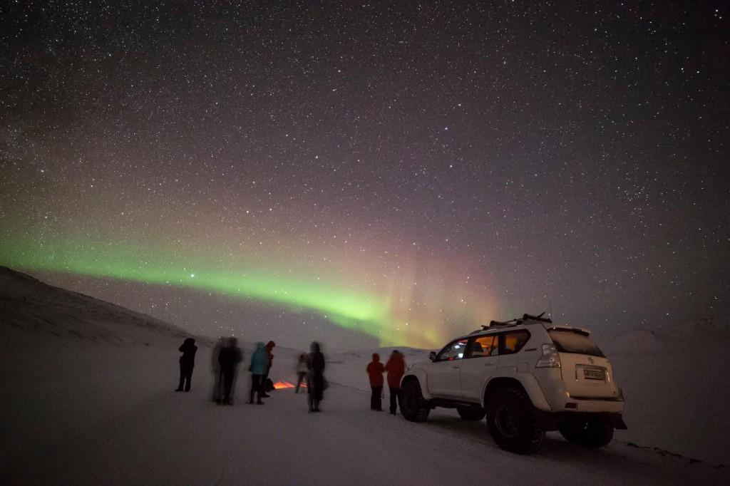 Iceland. Opening Ohot_Lights