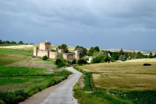 castles in countryside